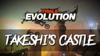 TAKESHI'S CASTLE (TRIALS EVOLUTION)