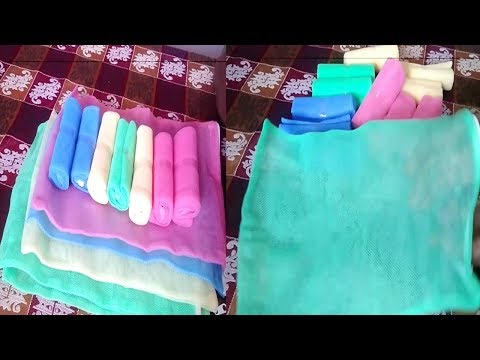 தமிழ் /Vegetable Net Bags ( Double  Layer )/Fridge Net Bags/