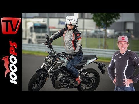 Besser Motorradfahren lernen - Mit einer Übung leiwand Motorrad fahren trainieren