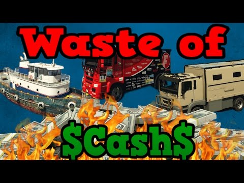 GTA online guides - Top 5 vehicles that are a waste of cash!