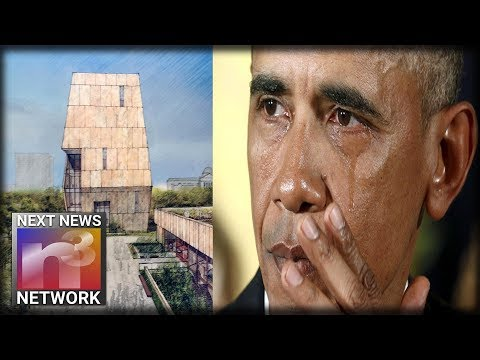 After Obama Library HALTED They're Offered 99-Year Deal That Will Make EVERY Chicagoan Furious