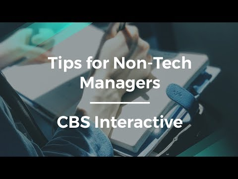 7 Tips for Non-Technical Product Managers by CBS Interactive PM