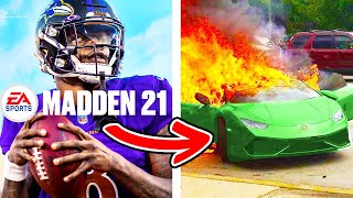 The Madden NFL Curse..