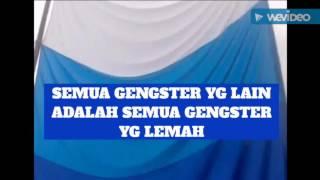 Song For Sexy Road Indonesia {Berdiri Untuk Sexy Road} Putih-Biru-Biru