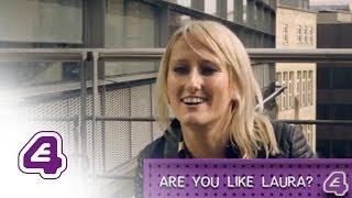 Drifters Exclusive | Interview with Lauren O'Rourke who plays Laura | E4