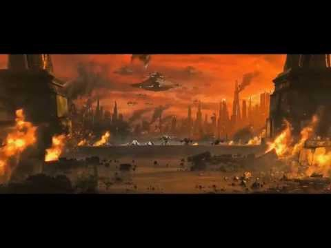 AMV Star Wars  Warlords of the Force War Pigs 300 Rise of an Empire Edition