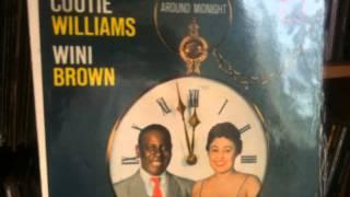 COOTIE WILLIAMS  WINI BROWN LP JOHNNY