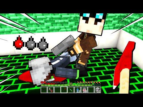 LYON VUOLE UCCIDERE GIORGIO!! - Minecraft Epidemia 041