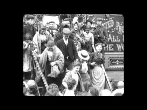 Aug 1901  Film made for Sedgwicks Exhibition, Salford speed corrected w music