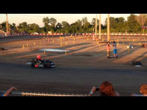 7.1.17 - KC Raceway -Heavy Points - Heat 2