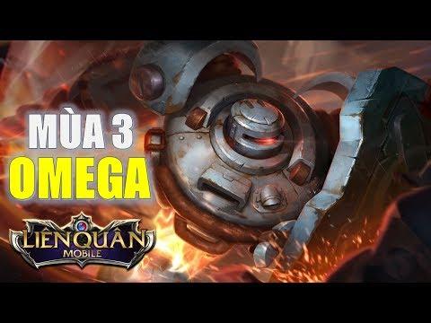 Liên Quân Mobile: Omega Mùa 3 - Có được tăng sức mạnh không? Cỗ máy khoan trụ vĩ đại nhất