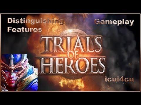 Trials Of Heroes: Idle RPG. Арена. Эффективное прохождение.