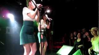 Laing - Keine Zeit + Nacht für Nacht - live in Berlin am 27.4.2012 im Magnet / immergut auf Reisen