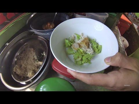 Greater Jakarta Street Food 920 Tangerang 2 Part. 1 Lucky Crab Porridge Bubur Kepiting Hookie 5757