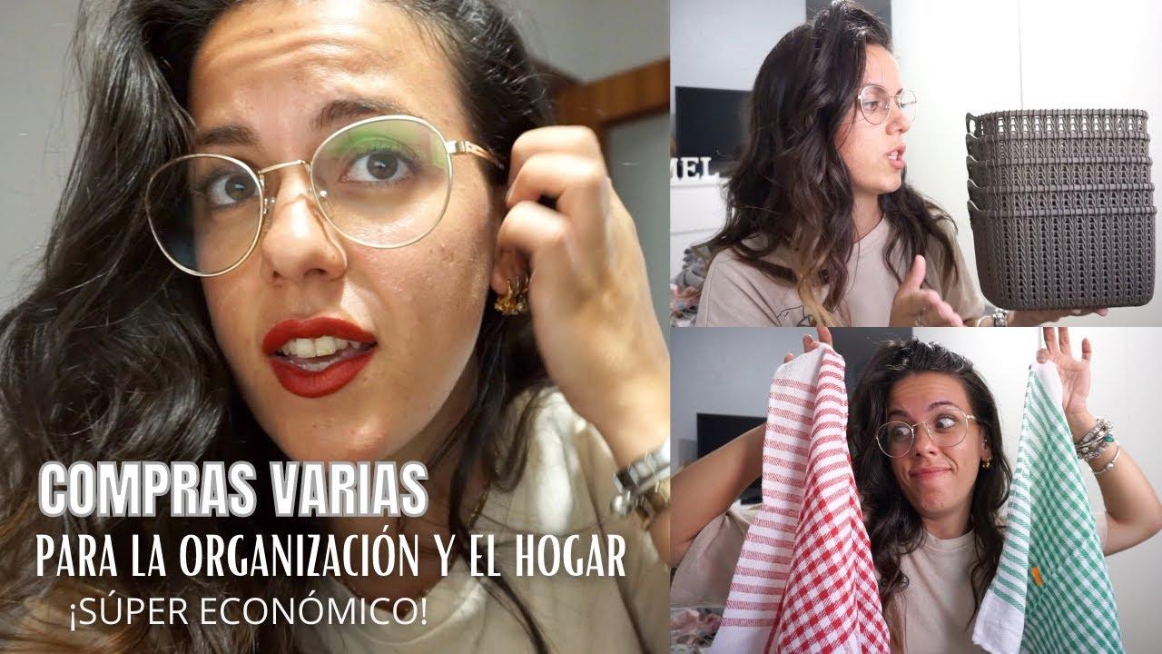 COMPRAS VARIAS PARA la ORGANIZACIÓN del HOGAR en plasticosur   MENÚ SEMANAL    Mel Lorenzo