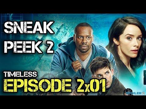 "Timeless 2x01 Sneak Peek 2 ""The War to End All Wars"""