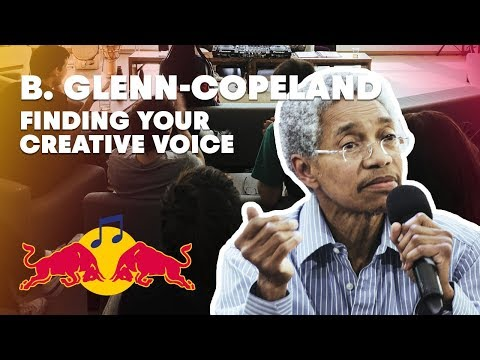Beverly Glenn-Copeland Lecture (Montreal 2017)   Red Bull Music Academy