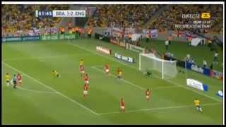 Fantastic Gol Paulinho  / Brasile - Inghilterra 2 - 2