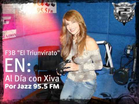 """F3B en """"Al Día con Xiva"""" (Jazz 95.5 FM)"""