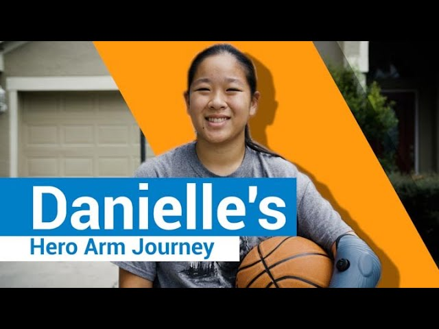 Danielle's Hero Arm Story