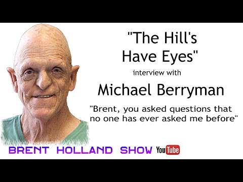 MICHAEL BERRYMAN The Hills Have Eyes  One Flew Over the Cuckoo's Nest movies Brent Holland