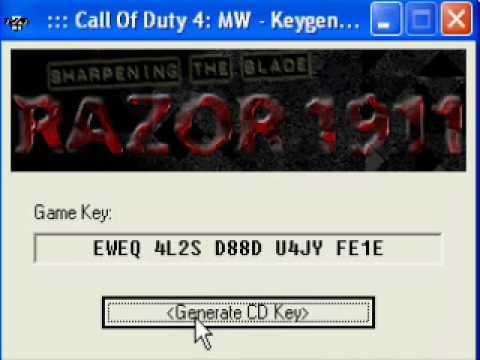 call of duty 4 1.7 multiplayer crack mac