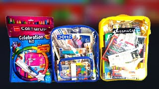 Cheapest Stationary Kit Bag Collection for Kids