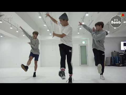 BANGTAN BOMB] 613 BTS HOME PARTY Practice - Unit stage '삼줴이(3J