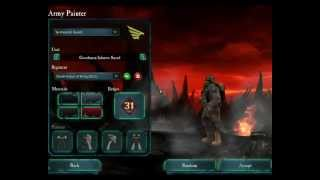 Warhammer 40,000 Dawn of War 2 Retribution DLC: Death Korps of Krieg