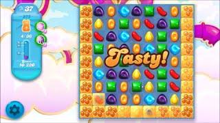 Candy Crush Soda Saga Level 375 - No boosters