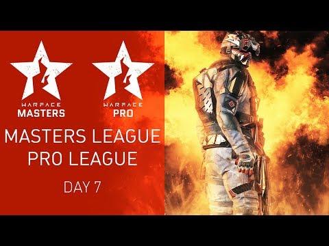 Warface Open Cup Season XIV: Masters League & Pro League.  Day 7 thumbnail
