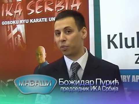 3rd IKA SERBIA OPEN & KUBOTA CUP 2013 - SOS TV SHOW