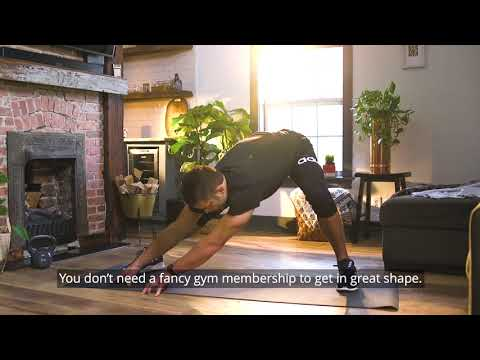 How To Create A Legit At-Home Gym with Todd McCullough of TMAC Fitness