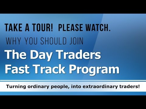 Why you should join The Day Traders Fast Track Program