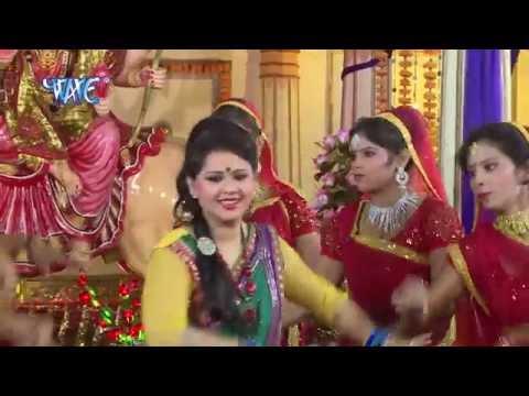 कवन गुण भावे - Maiya Jhuleli Jhulanwa | Anu Dubey | Latest Mata Bhajan 2015
