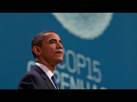 President Obama at Copenhagen Climate Change Conference-Morning Plenary Session