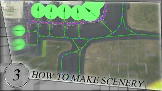 Making Scenery | Part 3 - Adding elements in ADE
