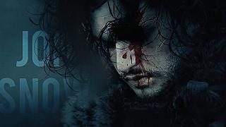 Скачать Jon Snow Dragonborn GoT