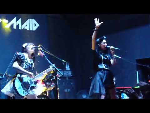 BAND MAID LIVE MEXICO Foro Indierocks! pte 3