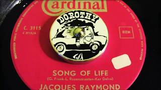 Jacques Raymond - Song Of Life