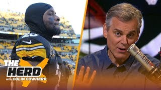 Colin Cowherd on Le'Veon Bell skipping the rest of the season | NFL | THE HERD