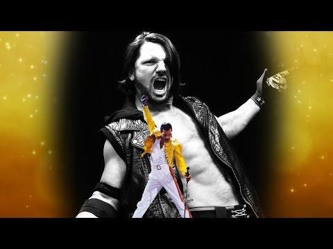 AJ Styles & Queen Mashup - 'I Want It Phenomenall'