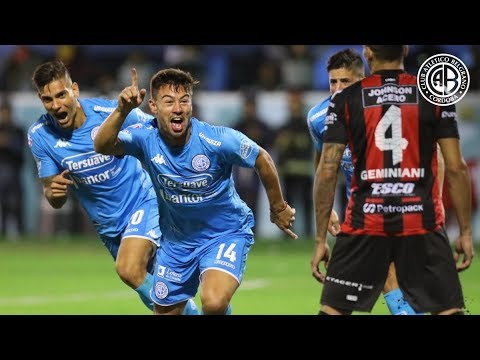 Fecha 22: Resumen de Belgrano - Patronato