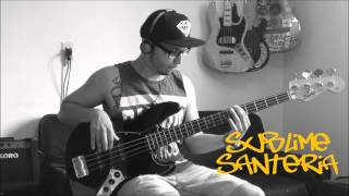 Sublime - Santeria - Bass Cover By CaduBass