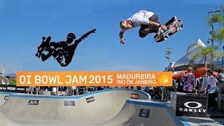 OI Bowl Jam 2015 - Pedro Barros vence em Madureira - RJ