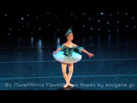 ΚΟΛΟΚΥΘΑ ΔΗΜΗΤΡΑ-ΜΠΑΛΕΤΟ SOLO JUNIOR | ΣΧΟΛΗ ΧΟΡΟΥ DANCE PROJECT TRIKALA