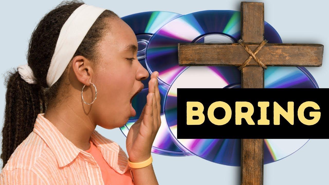 Nigerian Christian films are unprogressive, repetitive and boring
