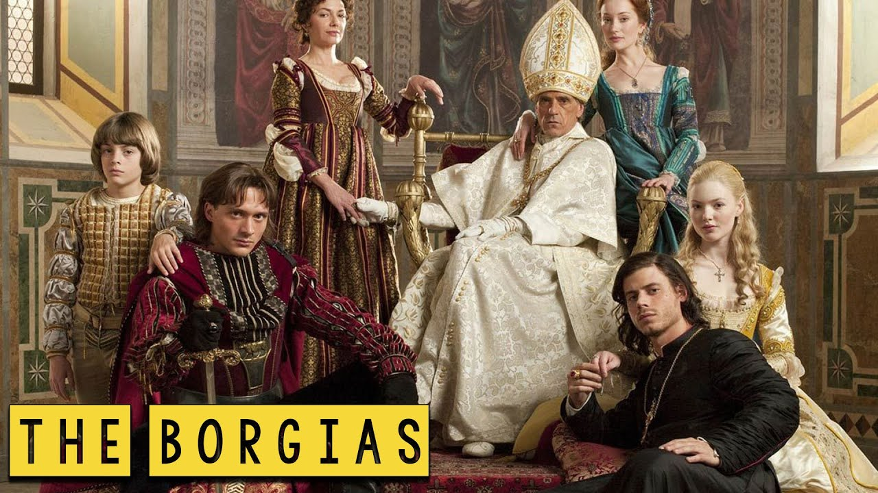Download The Borgias: The Rise and Fall of the Borgia Family - See U in History