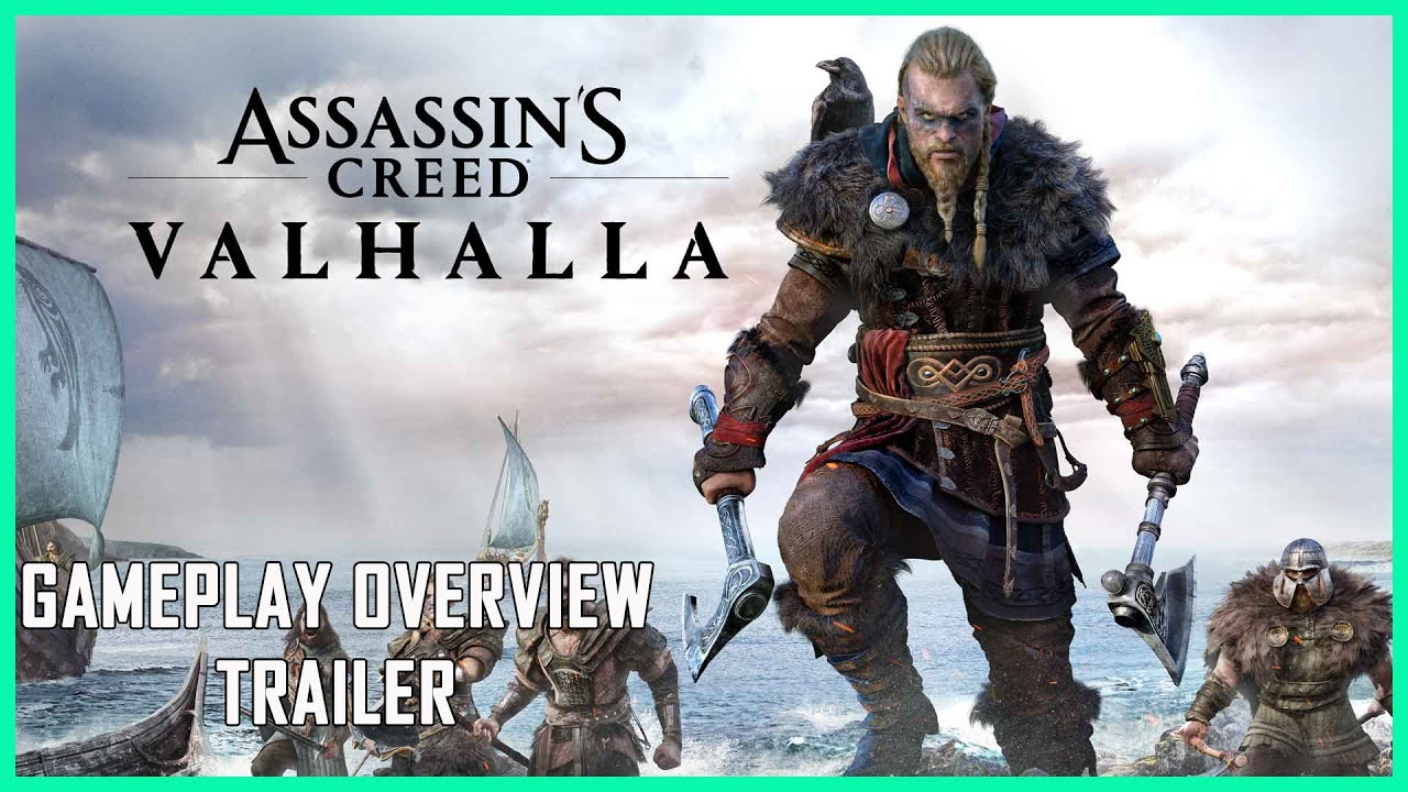 Assassin S Creed Valhalla Gameplay Overview Trailer Youtube