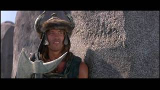 Conan the Barbarian - Battle of the Mounds - Conan's Prayer to Crom